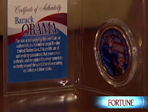 Obama 'brand' boosts business