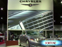 Chrysler looks to Europe again