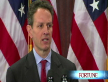 Geithner's contradictory plan