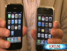 iPhone attracts small businesses