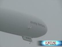 Zeppelin tour biz takes flight