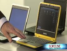 Energy saving laptops