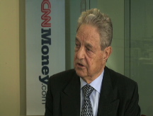 Soros: The commodities bubble