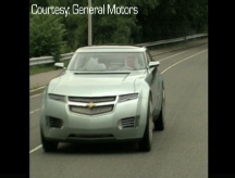 Chevrolet Volt previewed