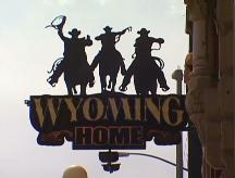 Wyoming's booming