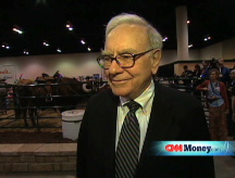 Buffett talks food prices