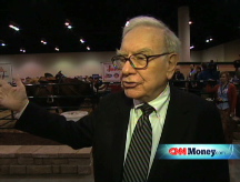Buffett talks recession