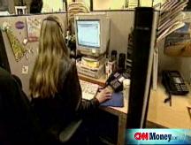 Women gain in slow job market