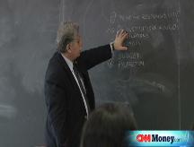 Wall Street legend aids scholars