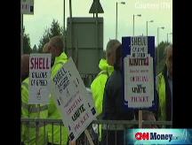 U.K. fuel strike