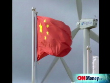 China dallies with wind power