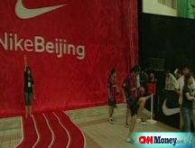 Nike invades Beijing