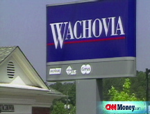 Wachovia's forecast looks bleak