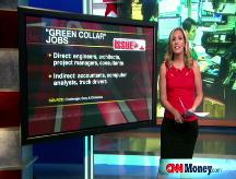 Green-collar jobs pay off