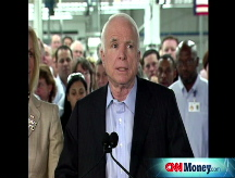 McCain's energy reaction