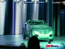 GM charges its batteries