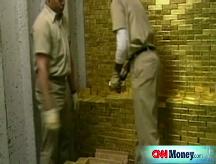 Gold gets tarnished