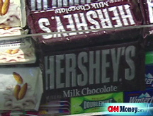 Hershey raises prices again