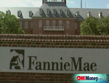 Fannie Mae shakes up management