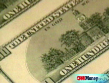 Dollar at 11-month high