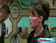 Palin's economic record
