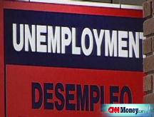 Unemployment shock waves