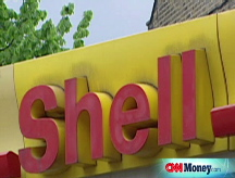 Shell profits up 22%