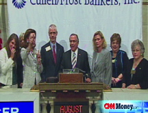 Texas bank: 'No thanks' TARP