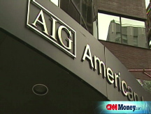 AIG keeps its hand out