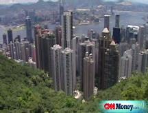Hong Kong in recession