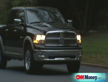 Dodge Ram leading pick-ups in luxury