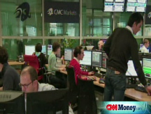 Euro markets rally on Citi bailout