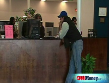 Jobless claims: rise expected