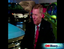 Ford CEO: 2009 will be tough