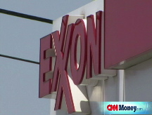 Exxon's treasure chest