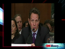 Geithner's broad strokes