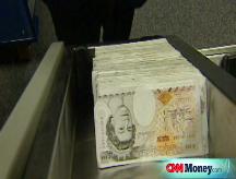 British pound plunges
