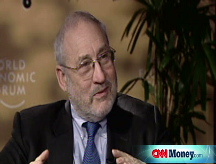 Nobel laureate's view on crisis