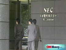 NEC slashes 20,000 jobs