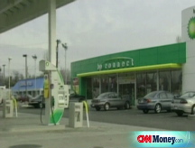 BP reports $3.3B loss