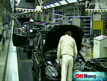 Europe's auto sector stalls