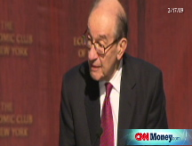 Greenspan: New rules required