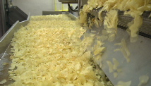 How they make potato chips
