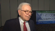Buffett: Obama beats Romney on economy